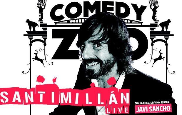 Santi Millán Live! en el teatro Flumen