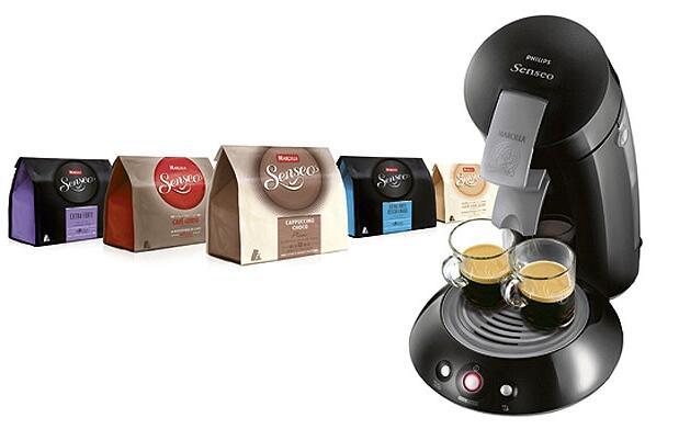Cafetera Philips Senseo®