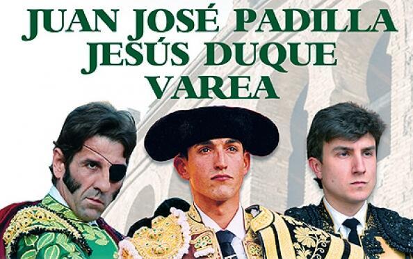 Entradas para Padilla, Duque y Varea en Requena