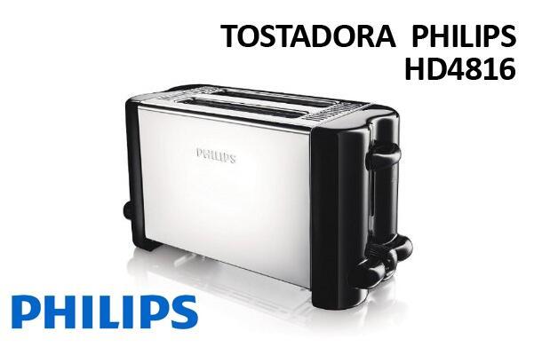 Tostadora Philips