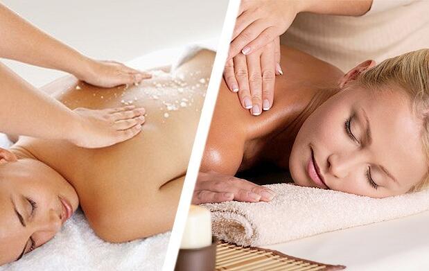 Elige tu masaje y el nº de sesiones