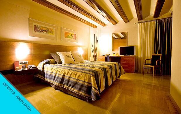 Escápate a un hotel 4* con spa privado