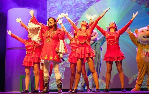 'Veo veo el musical' en el teatro Olympia