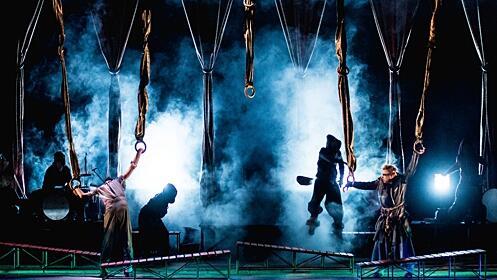 'La vida es sueño' en el Teatro Romano de Sagunto