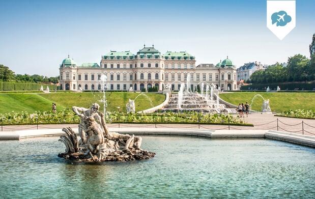 Escápate 5 días a Viena