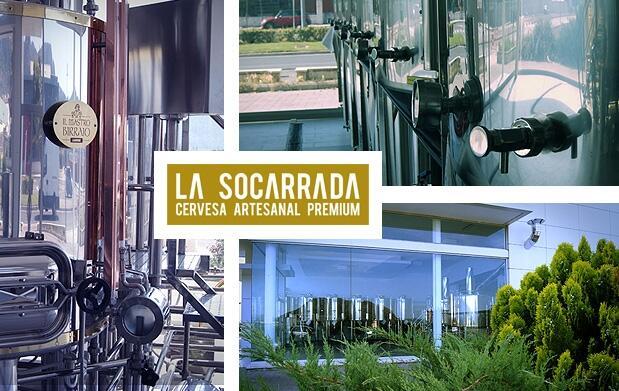 Visita, cata y picoteo en La Socarrada