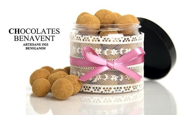 Visita y cata en Chocolates Benavent