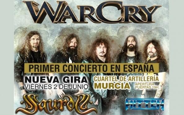 WarCry + Saurom + Hitten, al mejor precio