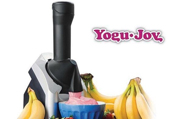 Máquina de yogurt helado por 38€