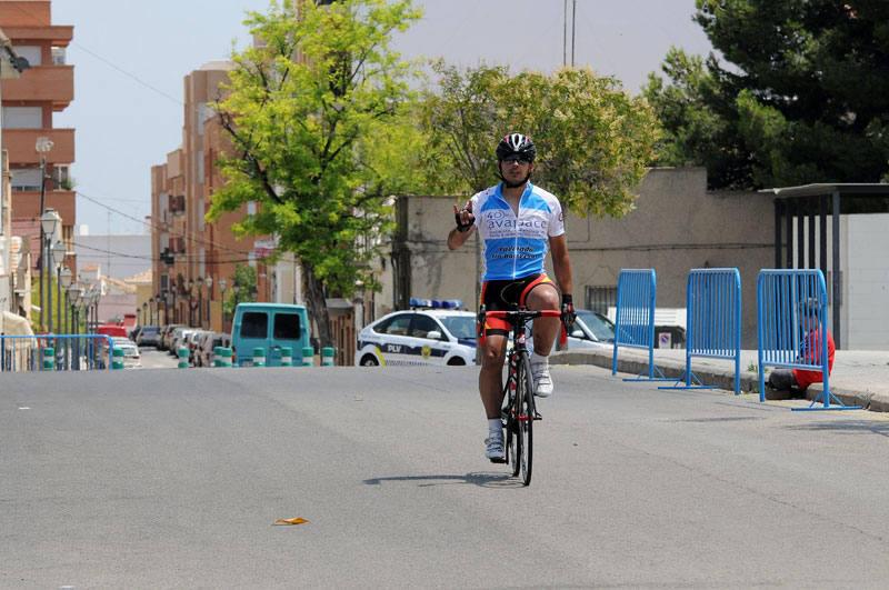 Marcha cicloturista por la parálisis cerebral AVAPACE