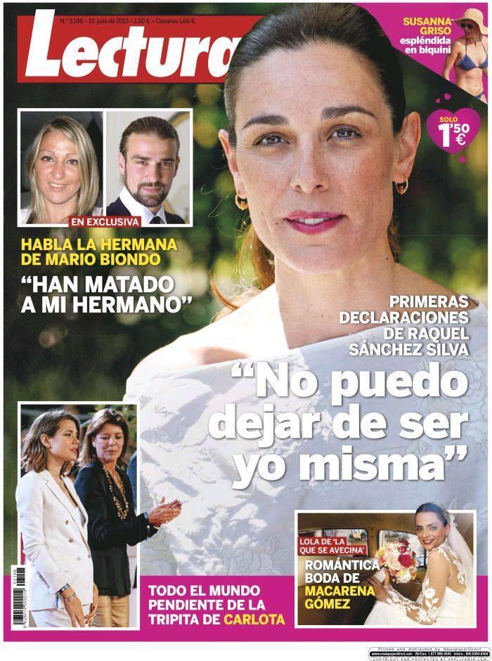 Portadas de las revistas de la semana (3/07/2013)