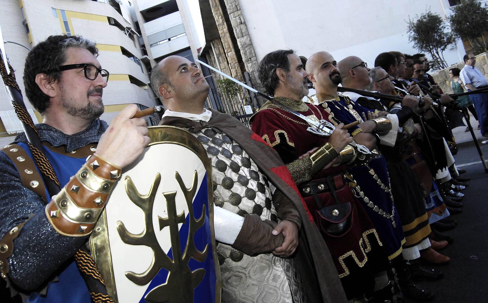 'Avís de Festa' en los Moros de San Blas