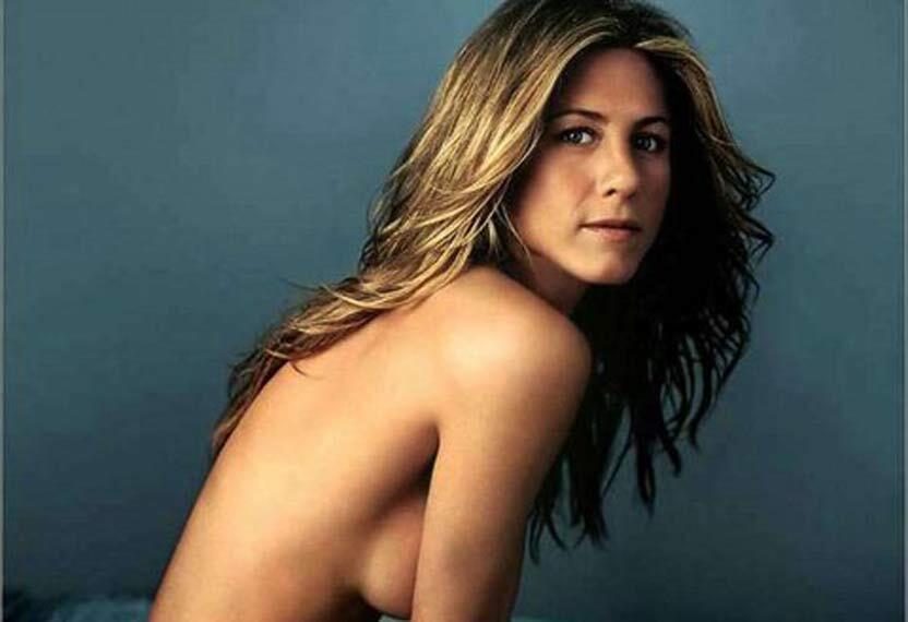Jennifer Aniston Se Desnuda Por Su Perfume