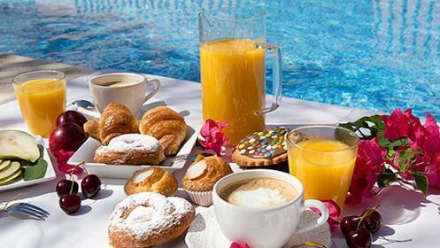 Desayuno a domicilio en Valencia para 2 personas