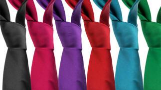Corbatas de seda