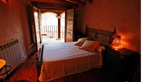 Arribes del Duero, alojamiento para dos con spa privado