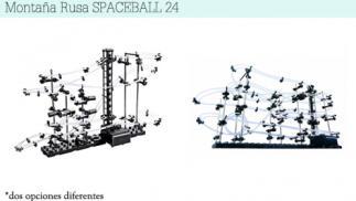 Juegos Montaña Rusa Spaceball
