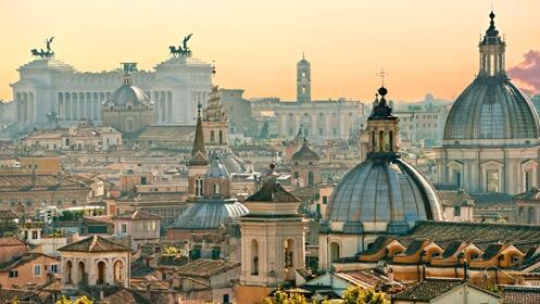 Fin de semana en Roma con hotel y vuelos directos incluidos