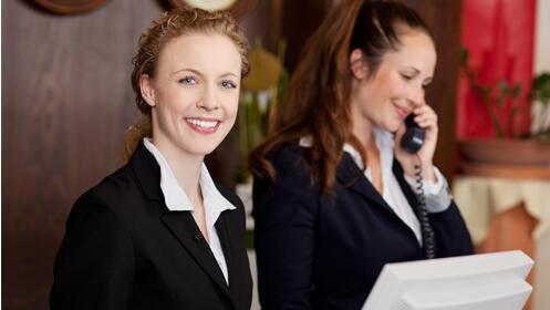 Curso online recepcionista hotel + inglés profesional de turismo