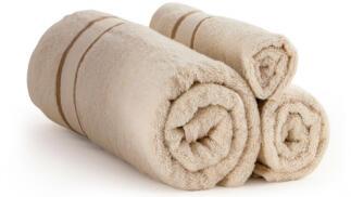 Set de 3 toallas de baño Laura Ashely