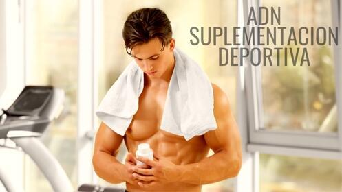 Aumenta tu masa muscular, conociendo tu estudio genético