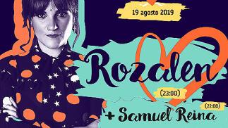 Entradas para ver a Rozalén en concierto en Xàtiva
