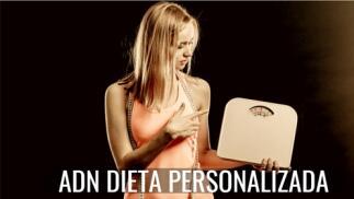 No pierdas el tiempo con dietas inútiles, utiliza tu genética para perder peso