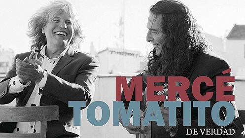 Entradas Zona A para José Mercé y Tomatito en Les Arts