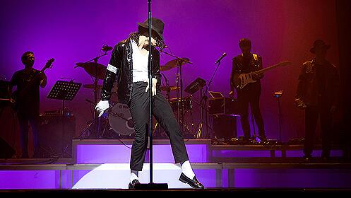 El musical de Michael Jackson 'I Want U Back' en Valencia