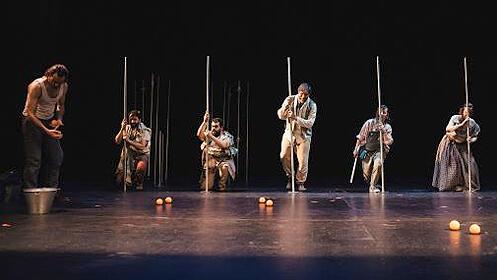 Entradas para ver 'Somni' en el Teatro Romano de Sagunto