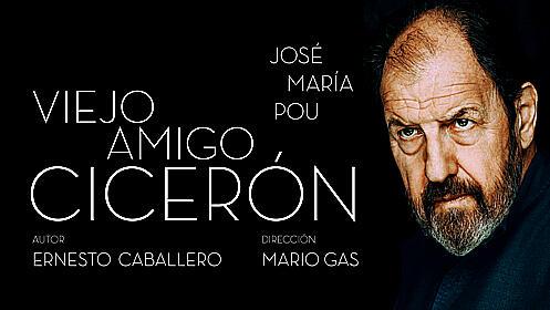 Entradas para ver 'Viejo amigo Cicerón' en Valencia