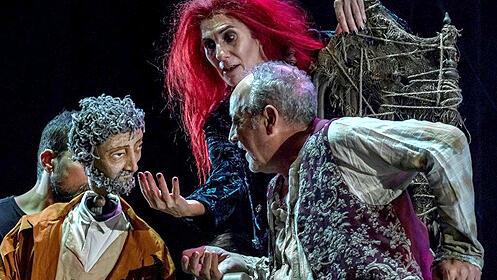 Entradas para ver la obra 'Fausto' en el Teatro Principal