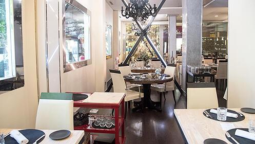 Menú gourmet en el Restaurante Alejandro del Toro