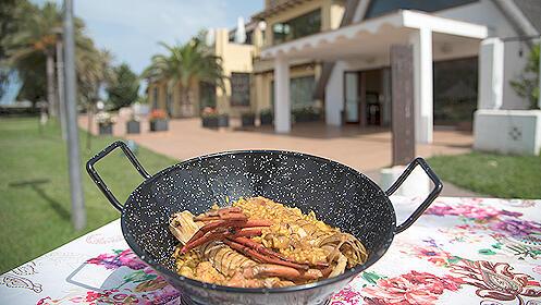 Menú gourmet en el Restaurante Nou Racó
