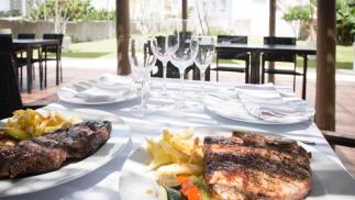 Menú gourmet en el Asador El Pastoret