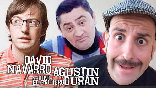 'El patio de la risa' con David Navarro, Agustín Durán y Toni el frutero