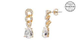 Pendientes Alice Swarovski Crystal