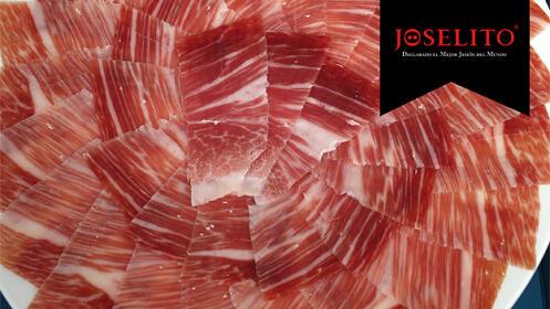 Paleta ibérica Joselito entera de 5,5/6kgs