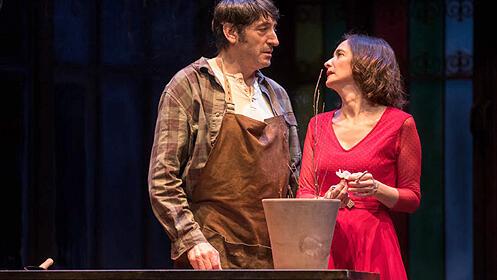 Entradas para ver 'Todas las noches de un día' en el Teatro Olympia