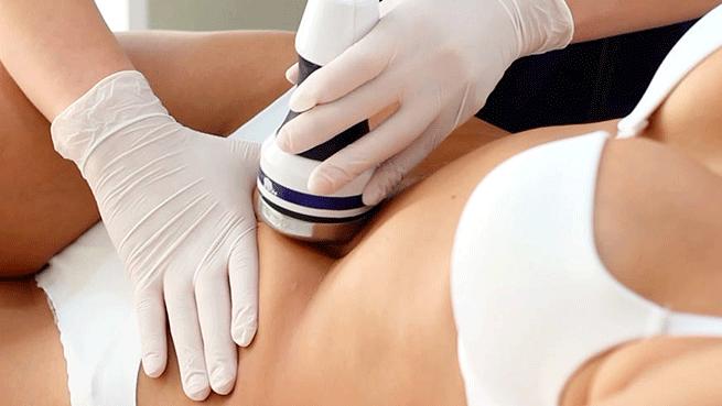 Mesoterapia facial, carboxiterapia y presoterapia en Clínica Trébol
