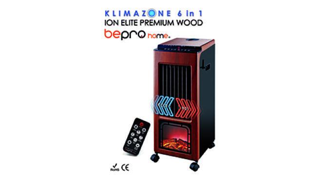 Climatizador Ionizador Klimazone 6 en 1