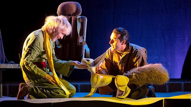 La obra de teatro musical 'Antoine' llega al Teatro Olympia