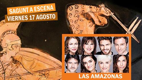 Entradas para 'Las amazonas' en el Teatro Romano (viernes 17)