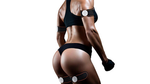 Body trainer brazos EMS