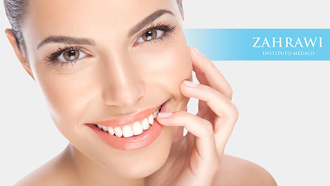 Tratamiento de ortodoncia convencional con braquets metálicos