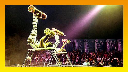 El musical 'El rey león' del Gran Circo Alaska en Valencia por 7€