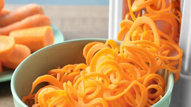 Pack de 2 cortadores de verduras en espiral