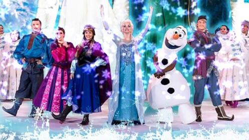 Entradas para ver 'Frozen el musical' en Valencia