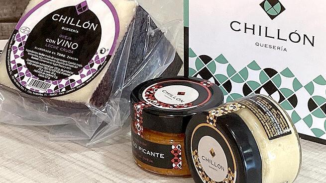 Pack degustación de 8 variedades de queso